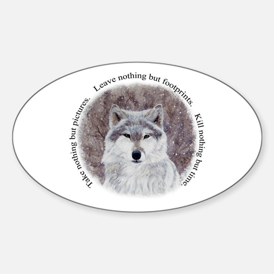 Timeless Wisdom Sticker (Oval 10 pk)