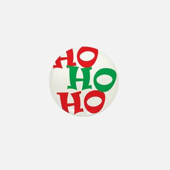Ho Ho Ho - Santa Laugh - Merry Christmas Mini Butt