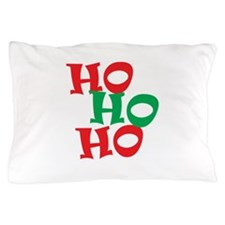 Ho Ho Ho - Santa Laugh - Merry Christmas Pillow Ca