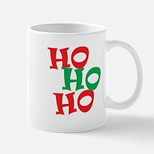 Ho Ho Ho - Santa Laugh - Merry Christmas Mug