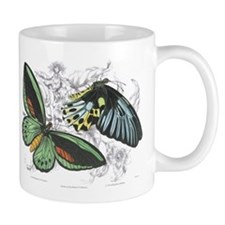 Butterfly Insects Coffee Mug