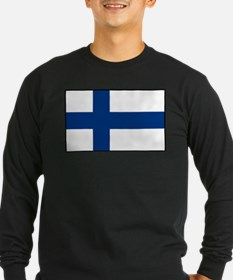 Finland - National Flag - Current T