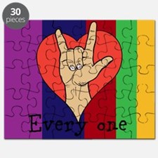 love every one Puzzle
