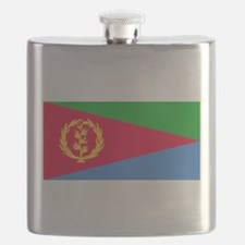 Eritrea - National Flag - Current Flask