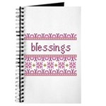 Blessings 4 Journal