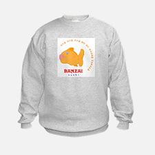 Banzai Sushi Sweatshirt