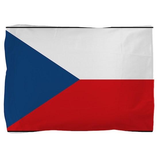 Czech Republic - National Flag - Current Pillow Sh