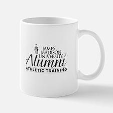 JMU Athletic Training Alumi (Black/White) Mug
