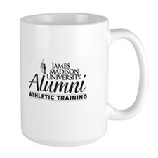 JMU Athletic Training Alumi (Black/White) Mug