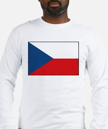 Czech Republic - National Flag - Current Long Slee