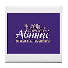 JMU Athletic Training Alumni (Purple background) T