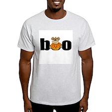 Boo Ash Grey T-Shirt
