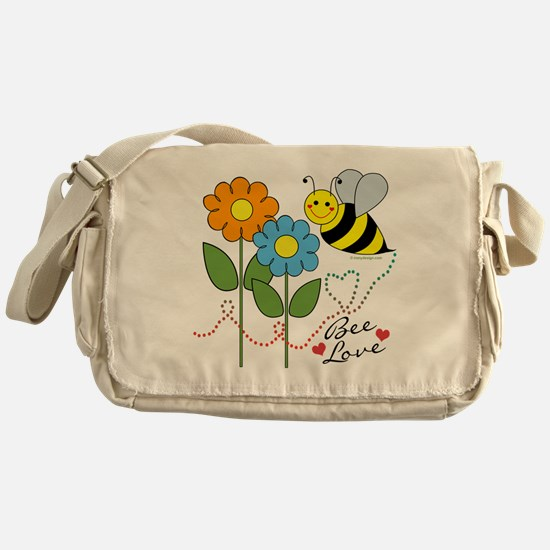 Bee Love Messenger Bag