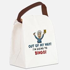 BINGO!! Canvas Lunch Bag