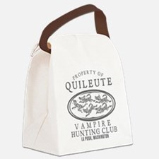 Property of Quileute Canvas Lunch Bag