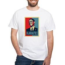 Barack Obama Karate Shirt