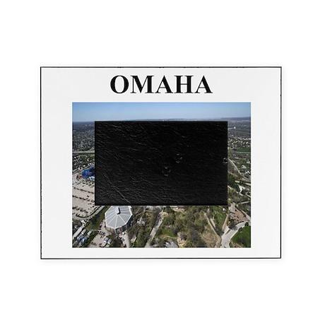omaha nebraska gifts Picture Frame