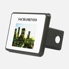 SACRAMENTO california gifts Hitch Cover