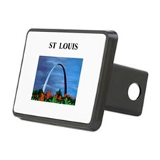 ST LOUIS missouri gifts Hitch Cover