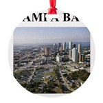 tampa bay florida gifts Round Ornament