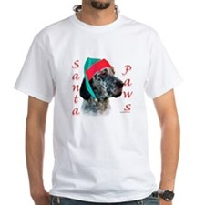 Santa Paws English Setter Shirt