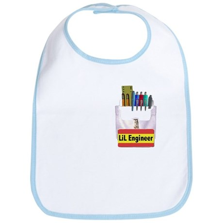 LIL Engineer Bib