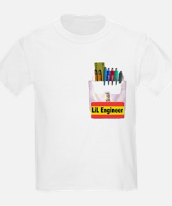 LIL Engineer Kids T-Shirt
