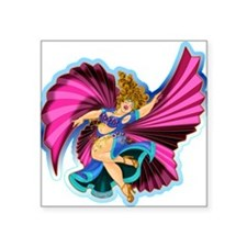 Big-n-Beautiful Winged dancer fair complexion Squa