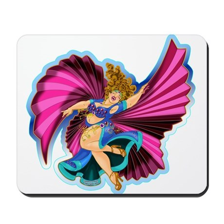 Big-n-Beautiful Winged dancer fair complexion Mous