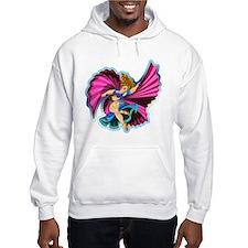 Big-n-Beautiful Winged dancer fair complexion Hood