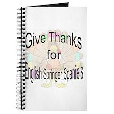 Thanks for Springer Spaniel Journal