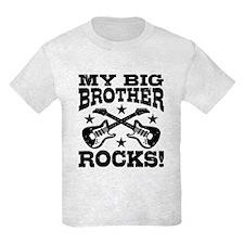 My Big Brother Rocks T-Shirt