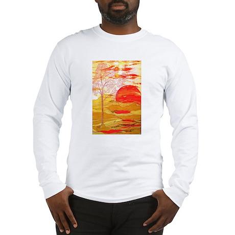 Autumn Afternoon Long Sleeve T-Shirt