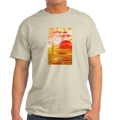 Autumn Afternoon Light T-Shirt