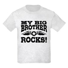 My Big Brother Rocks T-Shirt
