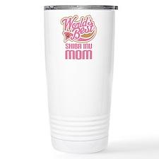Shiba Inu Mom Travel Mug