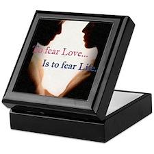 Love Life Keepsake Box