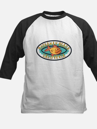 Rockaway Beach Gearfish Patch Kids Baseball Jersey