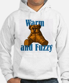 Warm and Fuzzy Bear Hoodie