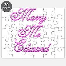 Marry Me Edward Puzzle