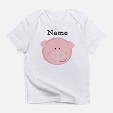 Personalized Pig Infant T-Shirt