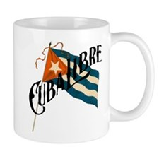 Cuba Libre Cuban Flag Mug