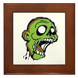 Zombie Framed Tiles