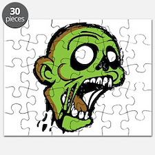Zombie Head Puzzle