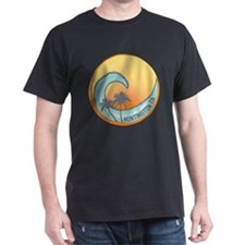 Huntington Beach Sunset Crest T-Shirt