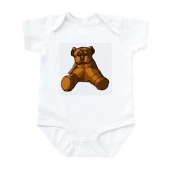 Fuzzy Bear Infant Creeper
