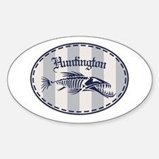 Huntington State Bonefish Decal