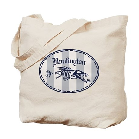 Huntington State Bonefish Tote Bag