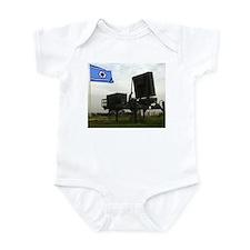 Pillars of Defense! Infant Bodysuit