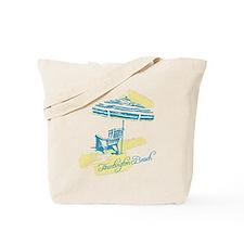 Serenity Huntington Beach Tote Bag